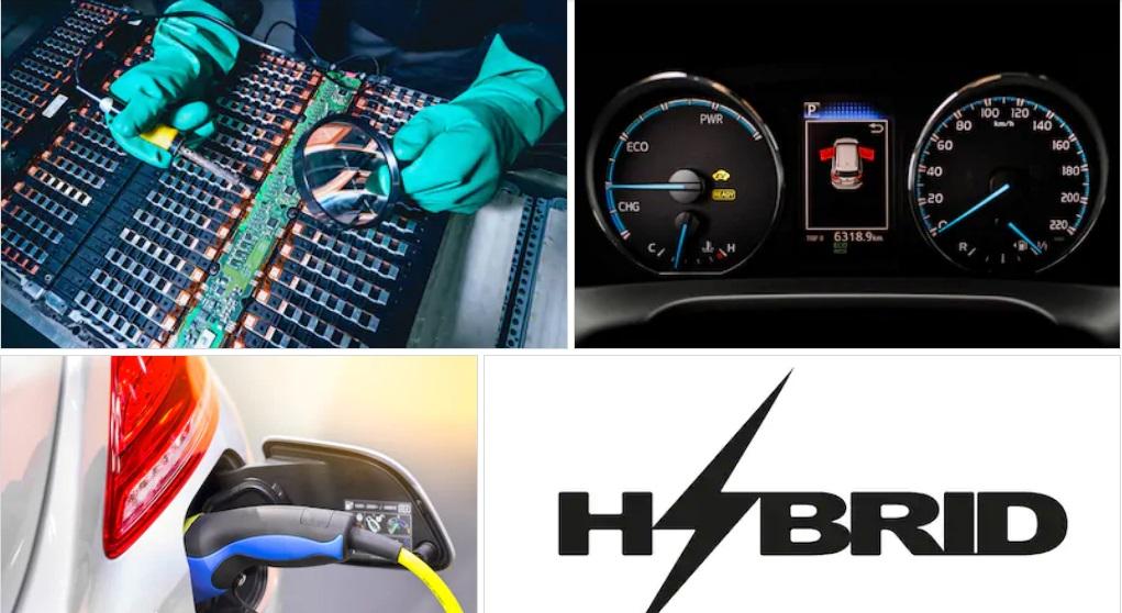 Olsztyn naprawa i regeneracja baterii w samochodach hybrydowych