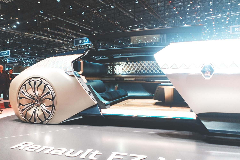 Renault - Regeneracja Baterii Hybrydowych
