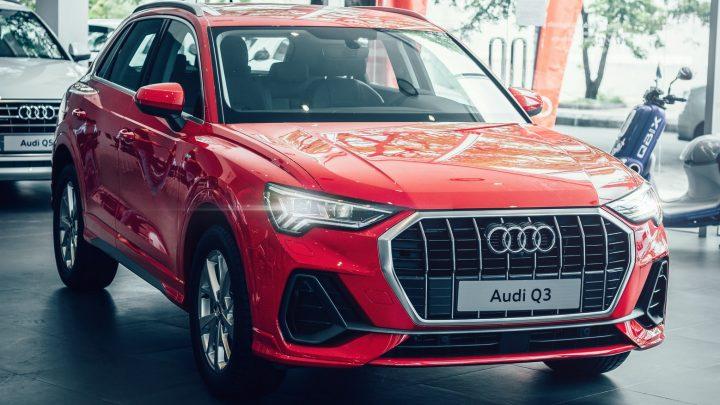 Diagnostyka Audi Q3