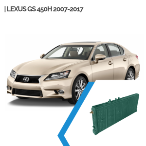 Moduł do Baterii Hybrydowej - Lexus GS 450H 2007-2017 - Kupujesz Wymieniasz Sam!