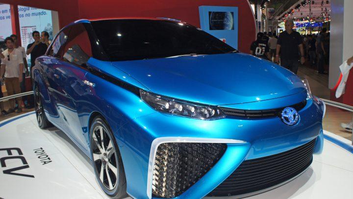 Toyota Mirai - Serwis i Naprawa