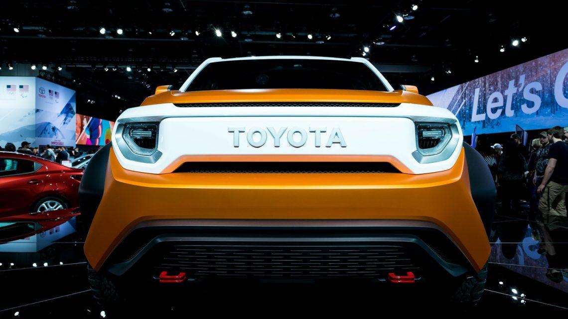 Toyota - Naprawa Samochodów Hybrydowych i Elektrycznych