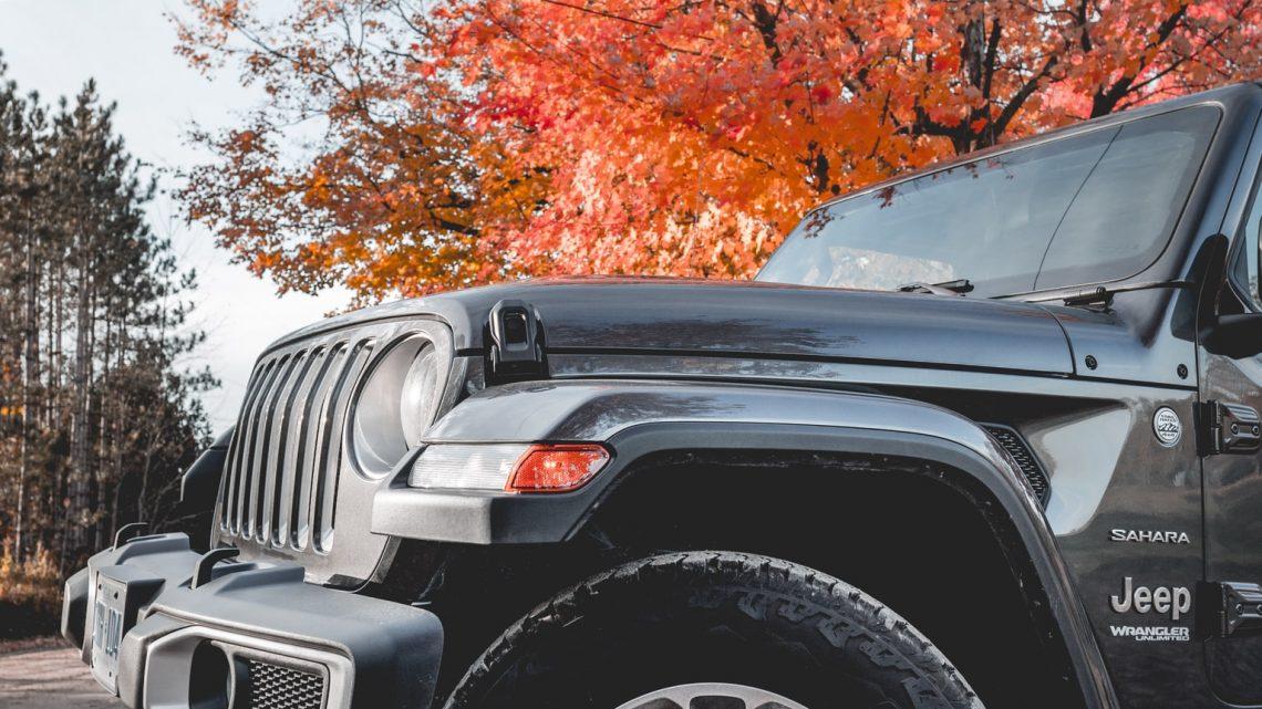 Naprawa i Diagnostyka Jeep Compass 4xe