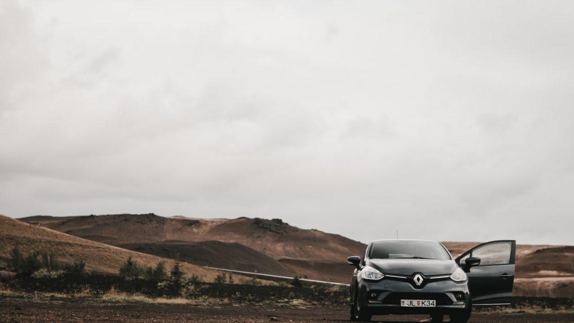 Naprawa Renault ZOE Elektryczna