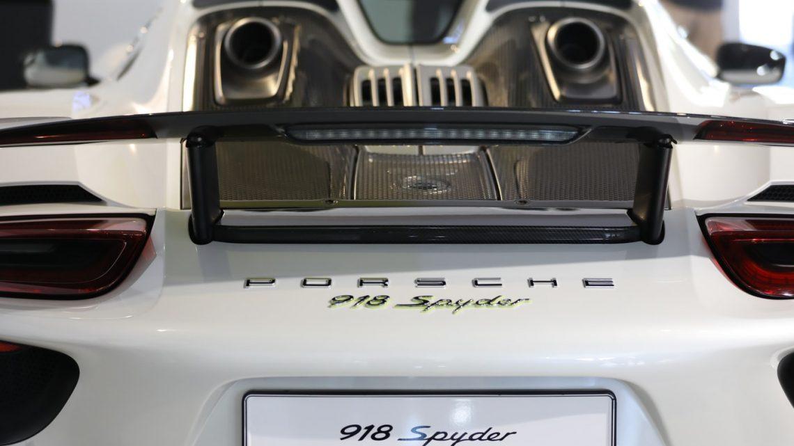 Serwis i Naprawa Porsche Cayenne Hybrydowe