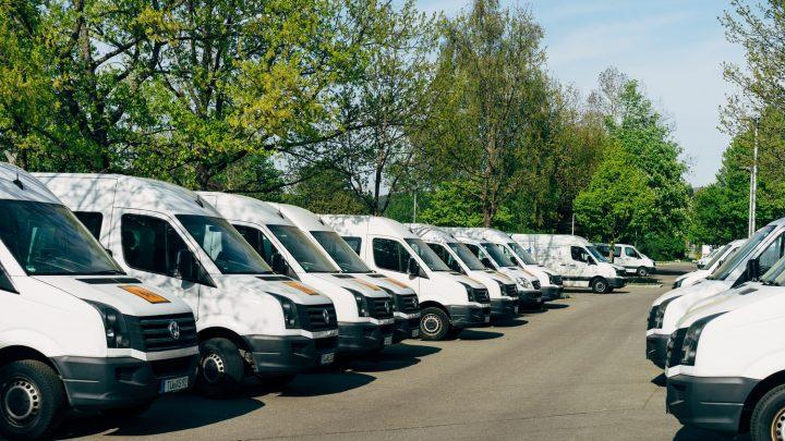 Serwis samochodów dostawczych