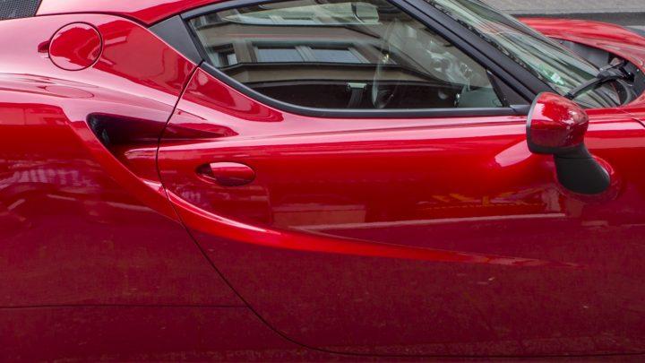 Alfa Romeo 4C - Naprawa Samochodów w Warszawie, Mechanika Samochodowa