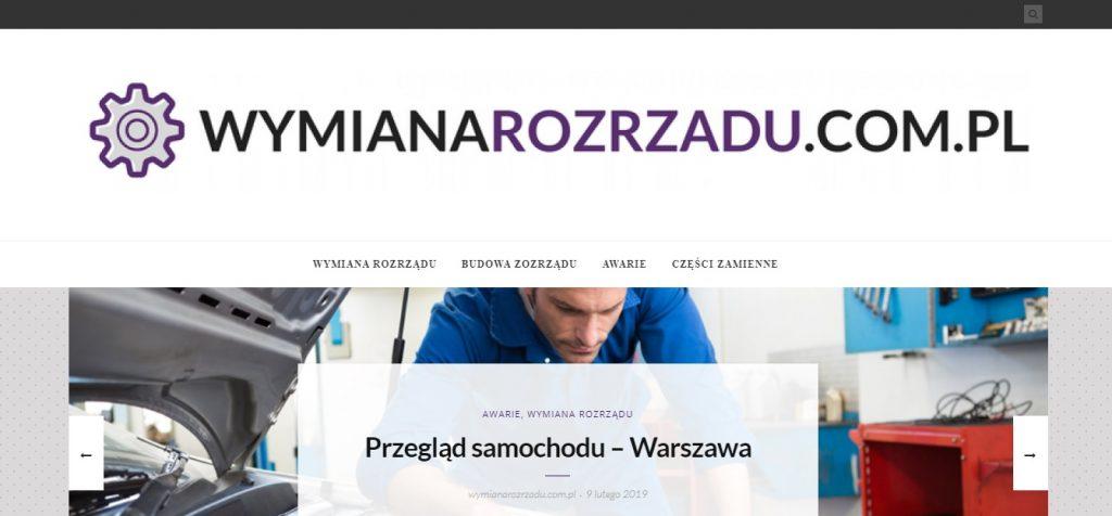 Wymiana Rozrządu w Stolicy - Warszawa